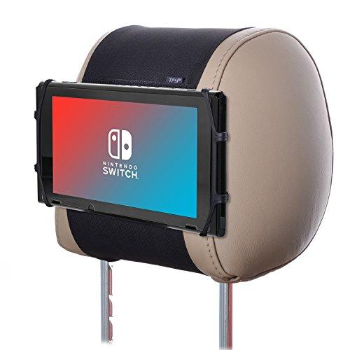 TFY Auto Silikon Kopfstützen Halterung für Spielekonsole Nintendo Switch