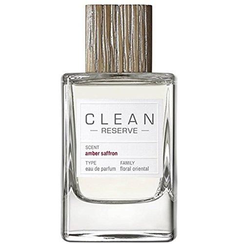 CLEAN Amber Saffron Eau de Parfum, 100 ml