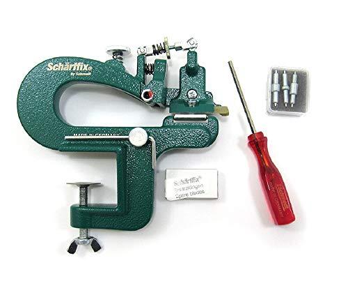 Schmedt Scharffix Leather Paring Device Kit
