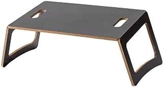 WSSBK Folding Lazy Student Desk, Simple Folding Study Table, Small Desk, Wood-based Panel