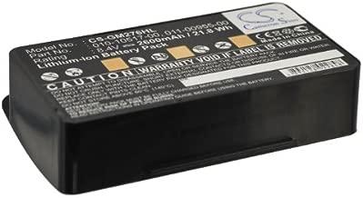VINTRONS Li-ion Battery Pack Fits Garmin GPSMAP 296, GPSMAP 276, GPSMAP 276c