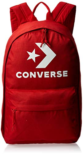 Converse - Mochila Casual Rojo Enamel Red Medium