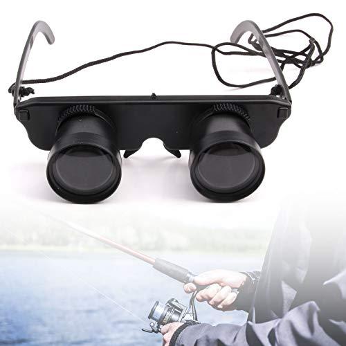 Feldstecher fernglas klein ultraleichtes hochauflösendes Kopffernglas mit Kopfbefestigung für Angeln im Freien, Jagen, Tierbeobachtungen, Besichtigen