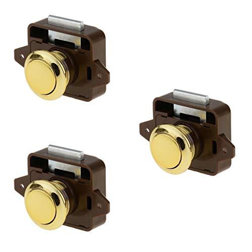 3 pièces de Rechange 26mm Diamètre Tiroir...