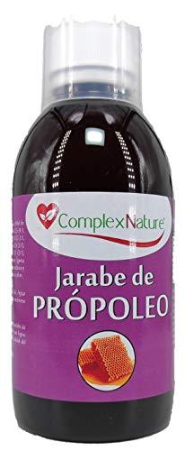 JARABE DE PROPOLEO ComplexNature 250ml. Sin Gluten, Sin Soja, No GMO.