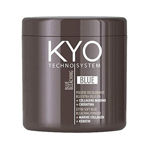 KYO Techno System Blondierung blau mit Keratin Dose 450 g