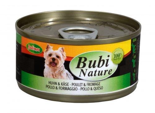 Bubi Nature Hundenahrung Huhn & Käse Größe 24 x 70g