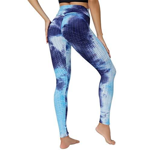 Yoga, pantalones de yoga con estilo, prácticos y h Leggings de piel anti-naranja Leggings para mujer Leggings de fitness Pantalones de tamaño MÁS PANTALONES LEVANTES LEVANTES DE LADRES ROPA DE LAS PER