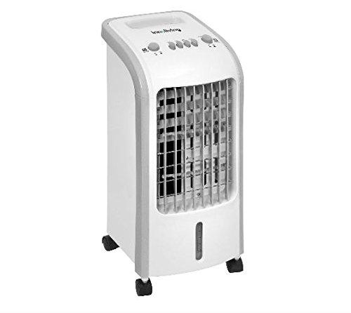 Innoliving Condizionatore Evaporativo 3 L INN-755 - Rinfrescatore, Ventilatore, 60 W, Bianco e Grigio