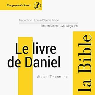 Couverture de Le livre de Daniel