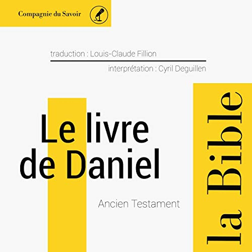 Le livre de Daniel audiobook cover art