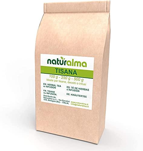 ARTEMISIA VOLGARE (Artemisia vulgaris) erba in taglio tisana NATURALMA   100 g   Ideale per infusi, decotti, macerati e tisane   Vegano