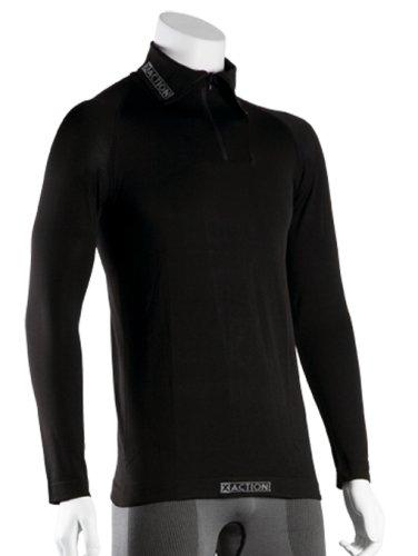 X-Action Surepromise sous-vêtement Fonctionnel zippé Unisexe Blanc Taille XS/S