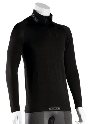 X-Action functioneel ondergoed voor heren, X- Action Zip Shirt