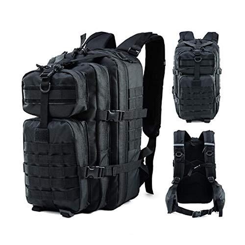 FUSHENG Paquete de Camuflaje para fanáticos del ejército de Amazon - Mochila táctica de Ataque - Bolsa para fanáticos del ejército - Mochilero mochilero,2