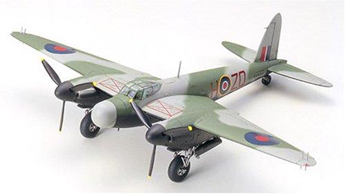 Dickie - Tamiya 300060765 - 1:72 Mosquito NF Mk.XII/XVII Luchtvaart