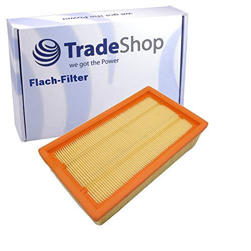 Trade-Shop Flachfalten-Filter Lamellenfilter für Kärcher KM 70/30 C Bp KM 70/30 C Bp Adv KM 70/30 C Bp Pack Adv