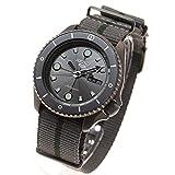セイコー SEIKO 5 SPORTS ナルト & ボルト NARUTO & BORUTO コラボ 限定モデル 奈良シカマル 自動巻き メカニカル 流通限定モデル 腕時計 メンズ SBSA097