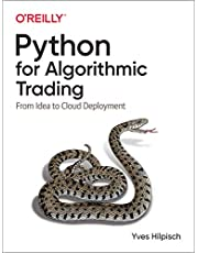 Python for Algorithmic Trading: From Idea to Cloud Deployment