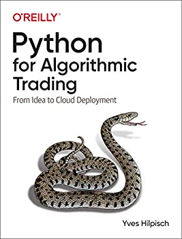 Python for Algorithmic Trading  From Idea to Cloud Deployment