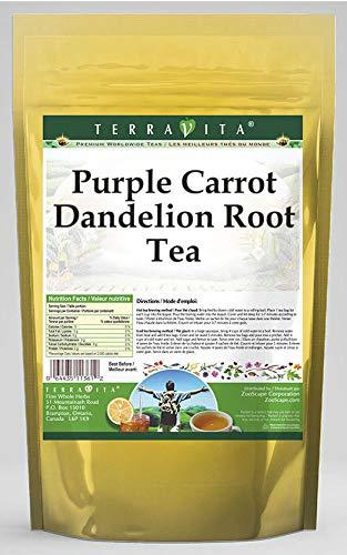 Purple Carrot Dandelion Root Max 51% OFF Tea National uniform free shipping 50 556727 bags ZIN: 2 tea -