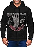 Photo de Between The Buried and Me Hoodie Mens Sweatshirt Full Zip Pullover Coat Jacket Hooded