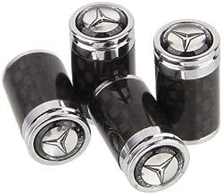 Mercedes Wheel Valve Caps