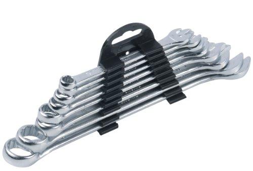 Kinzo 71947 - Set di chiavi miste, 8-19 mm, 8 pezzi