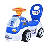 Children Four Wheel Balance Bike Ride On Toy Kids Car Push Along Children