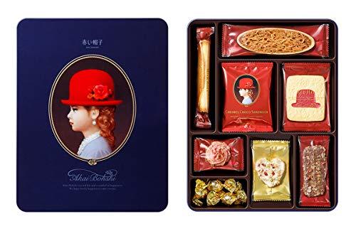 赤い帽子 ブルー 175g