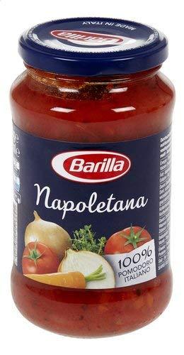 Barilla Kirschtomaten-Sauce napolitana 200g - ( Einzelpreis ) - Barilla sauce tomate cerise napolitana 200g