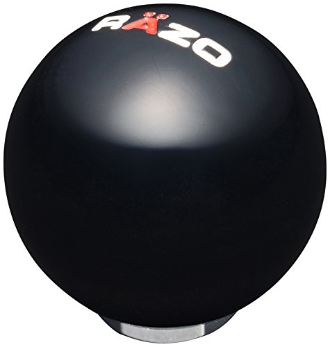 カーメイト 車用 シフトノブ RAZO レジンスポーツ MT ブラック RA102