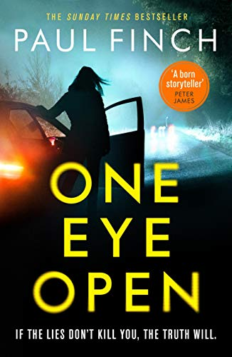 One Eye Open: 2020's must-read standalone from the Sunday Times bestseller! by [Paul Finch]