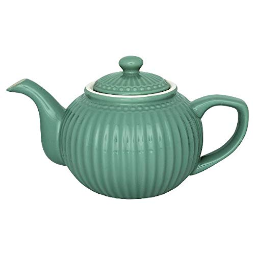 GreenGate- theepot - Alice Dusty Green STWTEPAALI4204