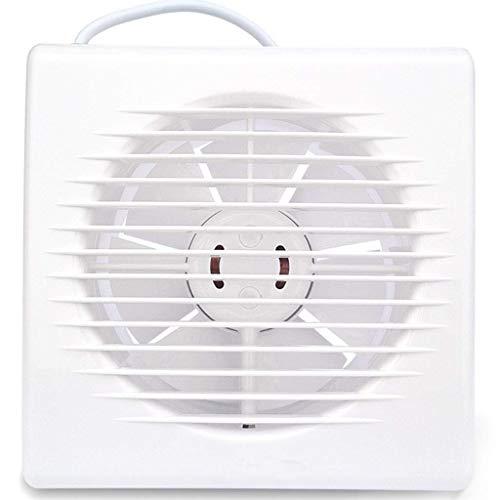 ZYING Extintor, Cuarto de baño Ventilador silencioso de Escape de ventilación del Ventilador de Flujo de Aire Mejorado Aire circulatio
