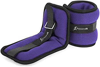 Set of 2 ProsourceFit Ankle / Wrist and Arm / Leg Weights