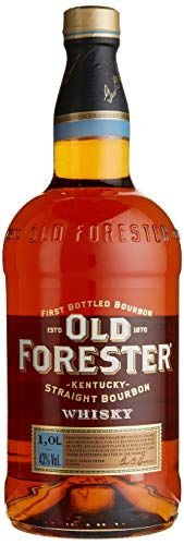 Old Forester Kentucky Straight Bourbon Whisky (1 x 1 l)
