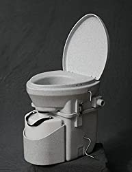 7 Best Composting Dry Flush toilets | WaterLess Toilet