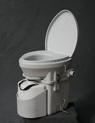 Product Image of the Nature's Head Dry Composting Toilet with Standard Crank Handle