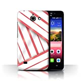 Stuff4 Phone Case for Huawei Ascend Y550 LTE Seaside