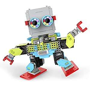 UBTECH Jimu Robot MeeBot 2.0 App-Enabled Building and Coding STEM Robot Kit (390 pcs) - 41N9KxkeHKL - UBTECH Jimu Robot MeeBot 2.0 App-Enabled Building and Coding STEM Robot Kit (390 pcs)