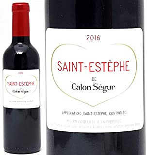 2016 サン テステフ ド カロン セギュール ハーフ 375ml サンテステフ ボルドー フランス 赤ワイン コク辛口 ワイン ((AACS31G6))