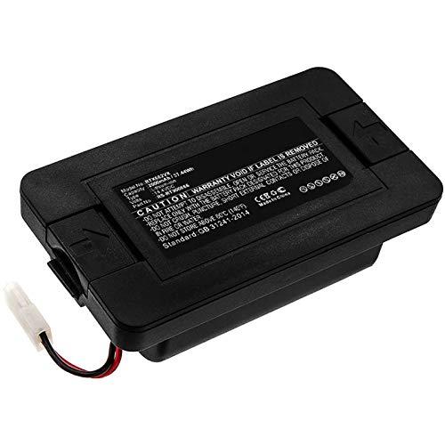 subtel® Batería Premium 14.4V, 2600mAh, Li-Ion Compatible con Rowenta Explorer 20 RR682/RR687, Explorer 40 R727, Smart Force Essential RR692, RS-RT900866 bateria Repuesto aspiradora Pila reemplazo