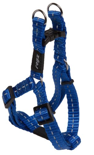 Rogz Utility Medium 5//20,3/ cm Riflettente Serpente Regolabile Dog h-Harness