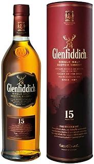 Glenfiddich Solera Reserve Scotch Whisky 15 Years, 40% Vol.Alk, Schottland - 0.7L
