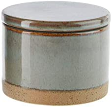 Linen House Paco Blue Container 9.5cm
