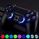 eXtremeRate PS4 Tasten Knöpfe Button Thumbsticks D-Pad...