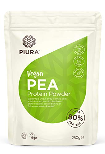 Piura Organic Pea Protein Powder 250g