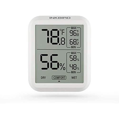 termómetro ambiental fabricante Inkbird