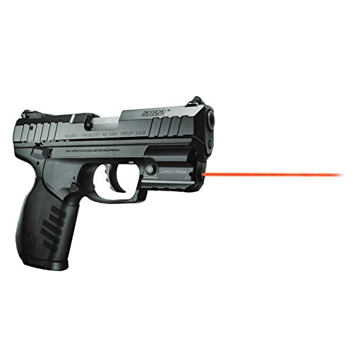 LaserMax Rail Mounted Laser (Red) LMS-RMSR For Use On Ruger SR Series , For Ruger SR22/SR9C/SR40C